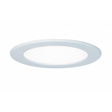 Светодиодная панель Paulmann Quality Line Panel IP44 92059, IP44, LED 12W, белый, металл с пластиком