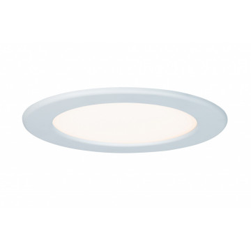 Светодиодная панель Paulmann Quality Line Panel IP44 92062, IP44, LED 12W, белый, металл с пластиком