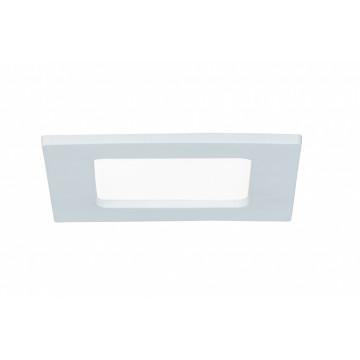 Светодиодная панель Paulmann Quality Line Panel IP44 92064, IP44, LED 6W, белый, металл с пластиком