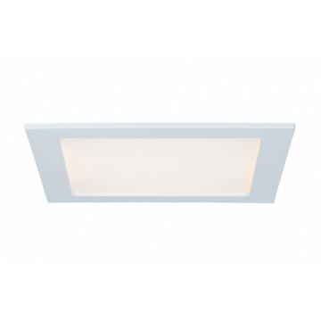 Встраиваемая светодиодная панель Paulmann Quality Line Panel 92069, IP44, LED 18W, белый, пластик