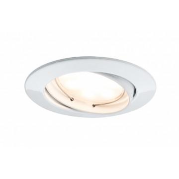 Встраиваемая светодиодная панель Paulmann Premium Line LED 230V Smart Coin BLE 51mm 92094, IP23