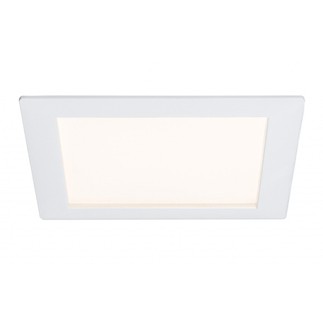 Светодиодная панель Paulmann Premium Line Panel 92098, LED 6,5W, белый, металл с пластиком