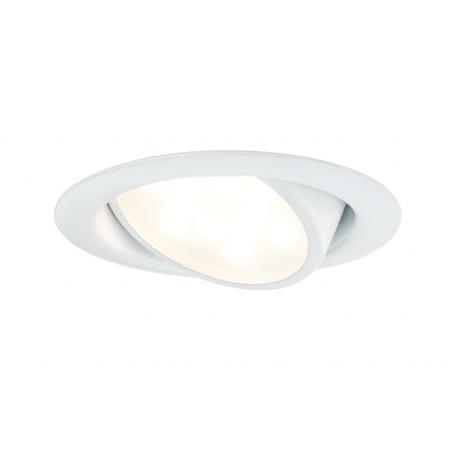 Встраиваемый мебельный светодиодный светильник Paulmann Micro Line schwenkbar LED 230V 92092, LED 4,2W, металл