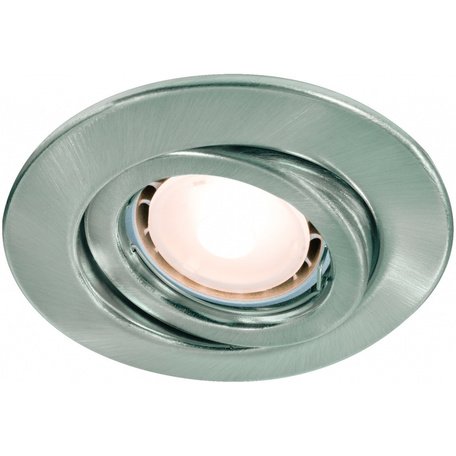 Встраиваемый светильник Paulmann Quality Line Led 92025, 1xGU10x3,5W, металл