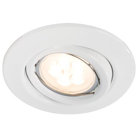 Встраиваемый светильник Paulmann Quality Line Led 92029, 1xGU10x6,2W, металл
