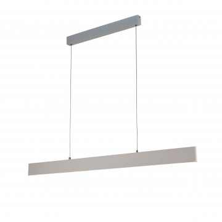 Подвесной светильник Mantra Petaca 5490, белый, металл, пластик