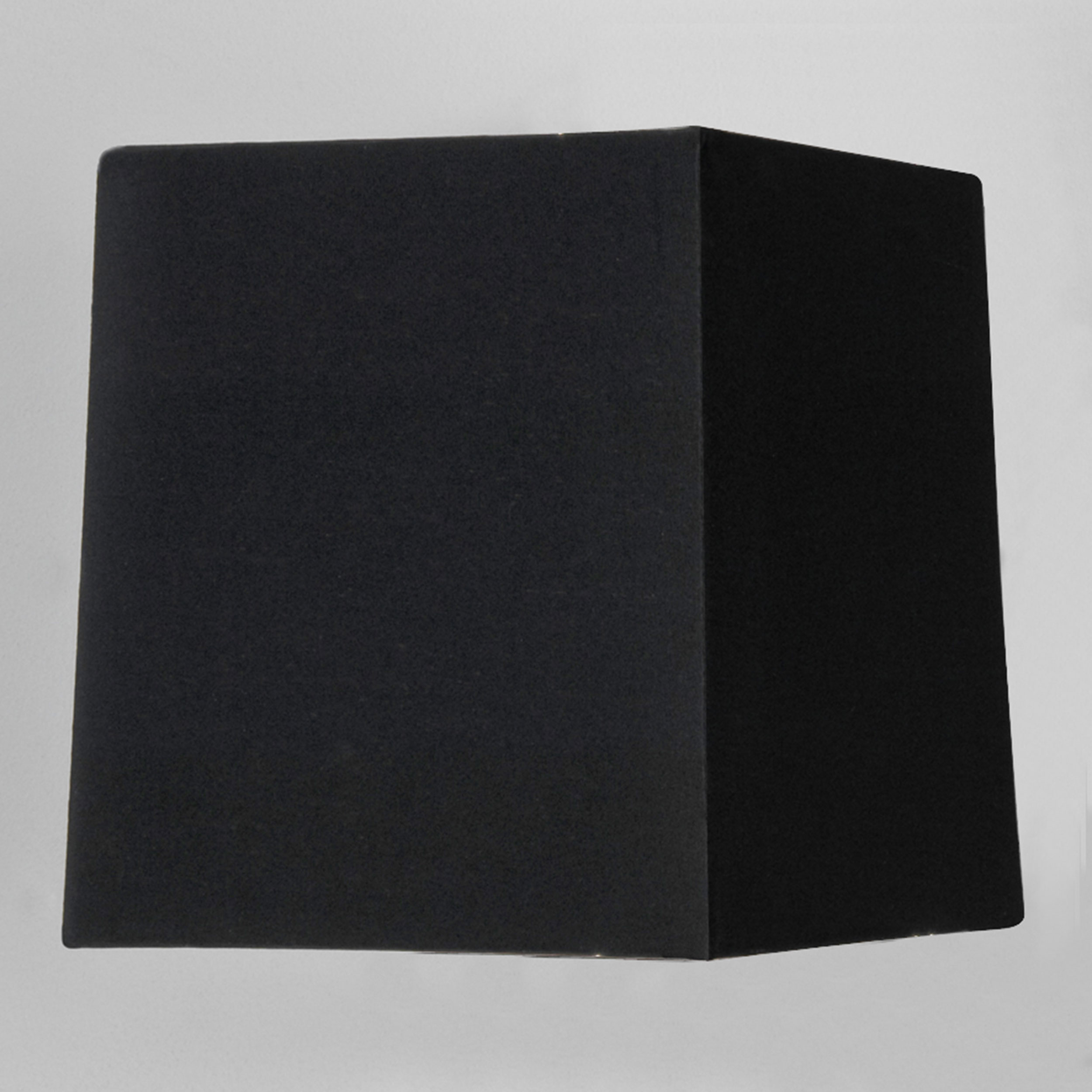 Абажур Astro Tapered Square 5003002 (4012), черный, текстиль - фото 1