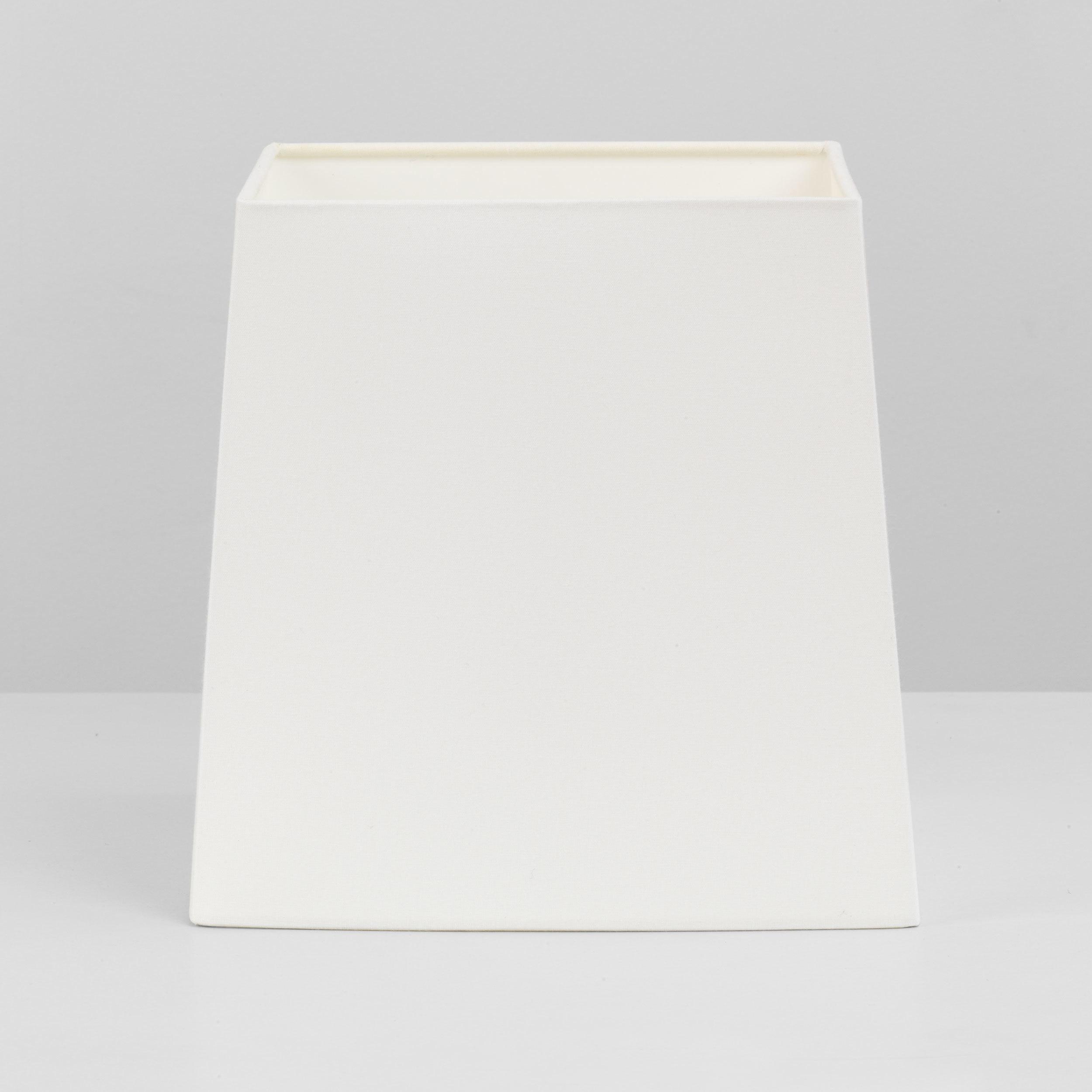 Абажур Astro Azumi 5003003 (4013), белый, текстиль - фото 1