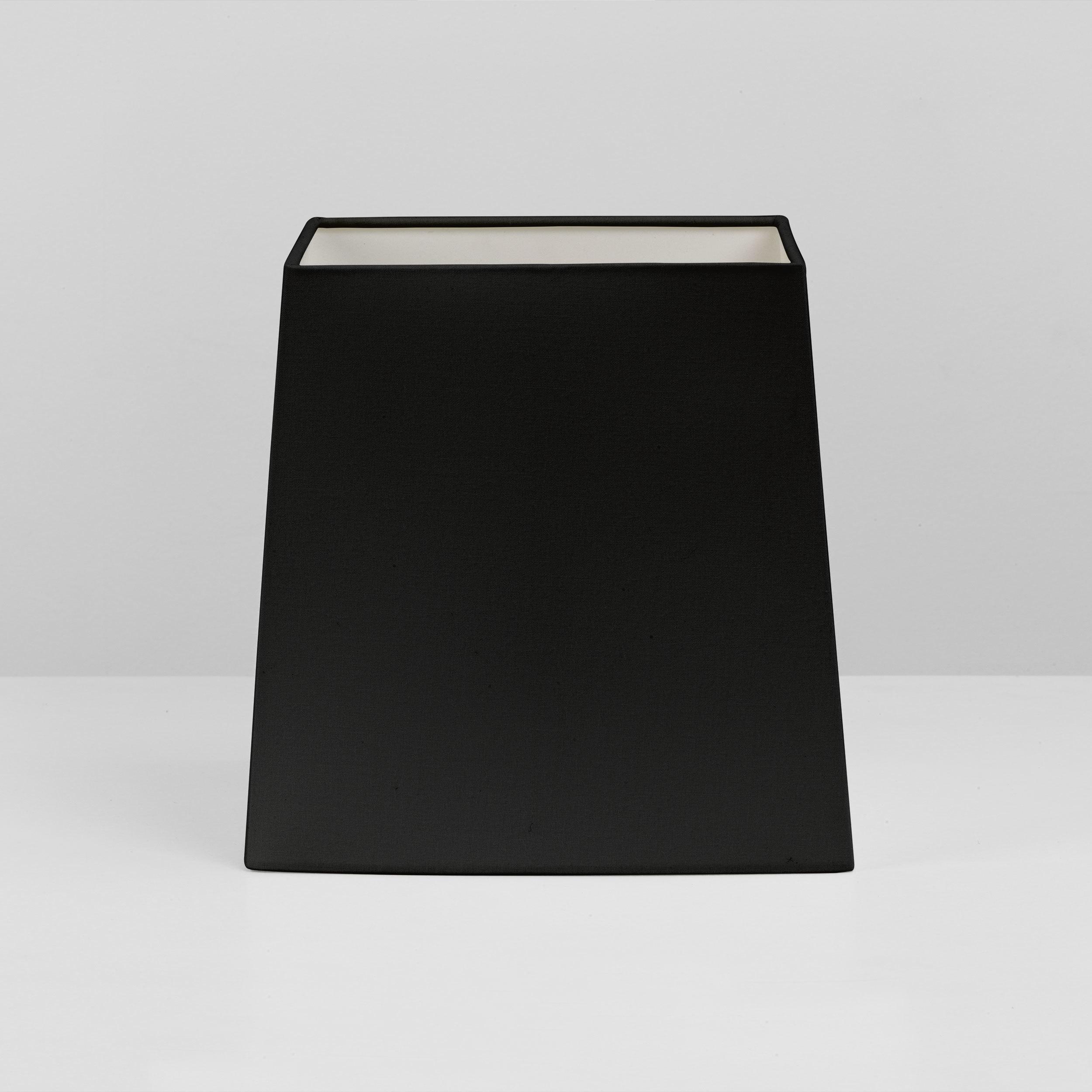 Абажур Astro Tapered Square 5005002 (4019), черный, текстиль - фото 2