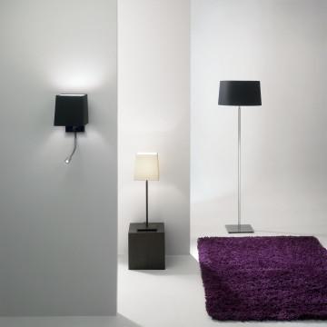 Абажур Astro Tapered Square 5005002 (4019), черный, текстиль - миниатюра 3