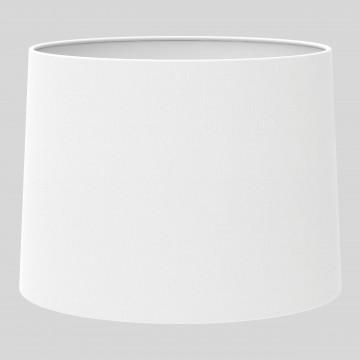 Абажур Astro Tapered Round 5006001 (4020), белый, текстиль
