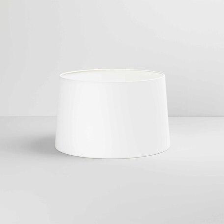 Абажур Astro Tapered Round 5009001 (4024), белый, текстиль