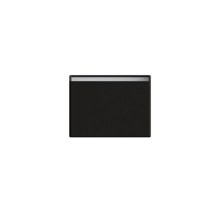 Абажур Astro Rectangle 5011002 (4030), черный, текстиль
