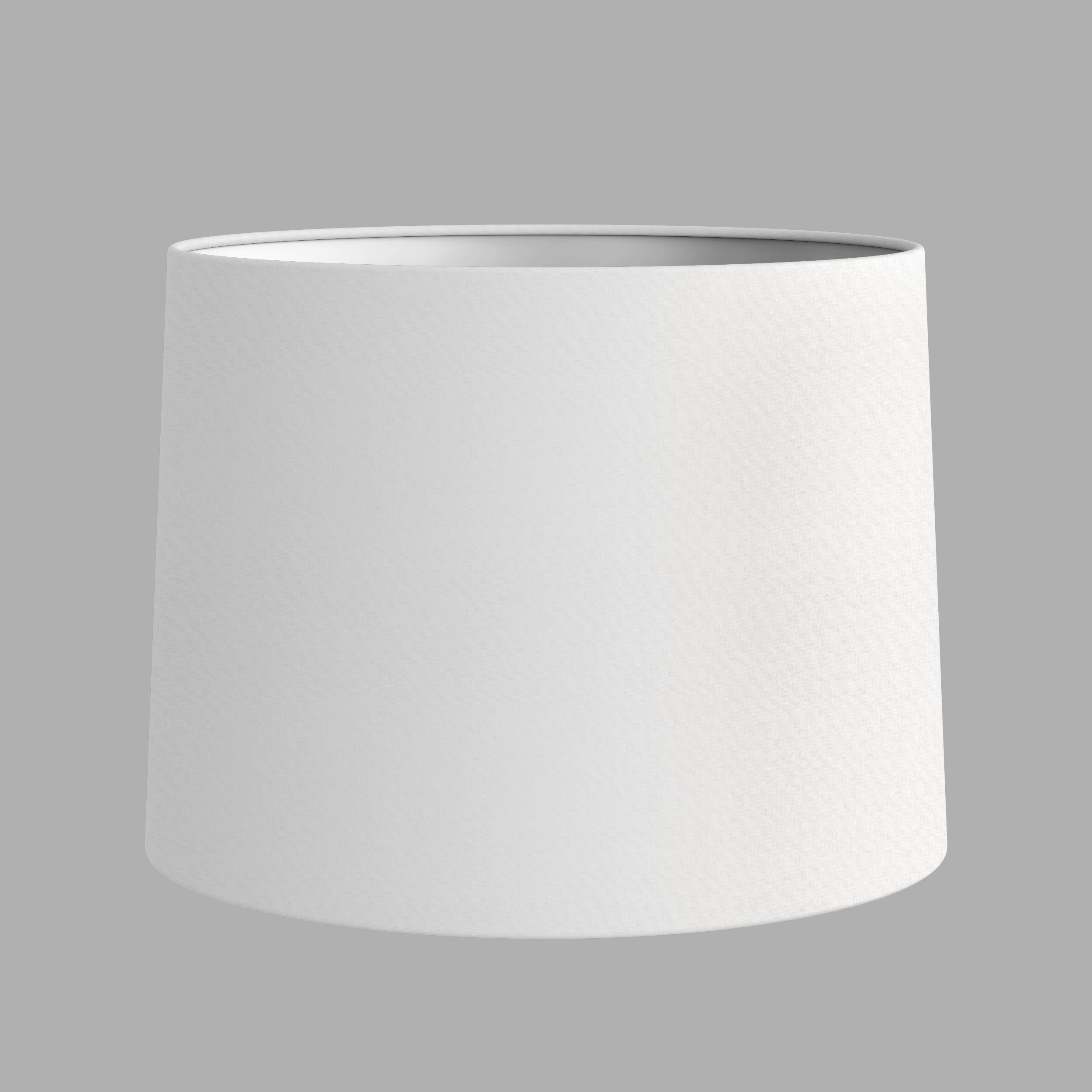 Абажур Astro Tapered Drum 5013001 (4049), белый, текстиль - фото 2