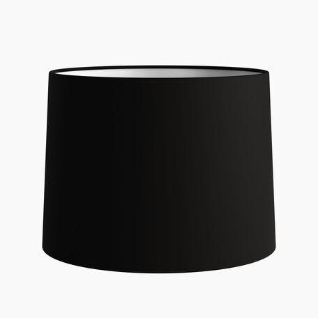 Абажур Astro Tapered Drum 5013002 (4050), черный, текстиль