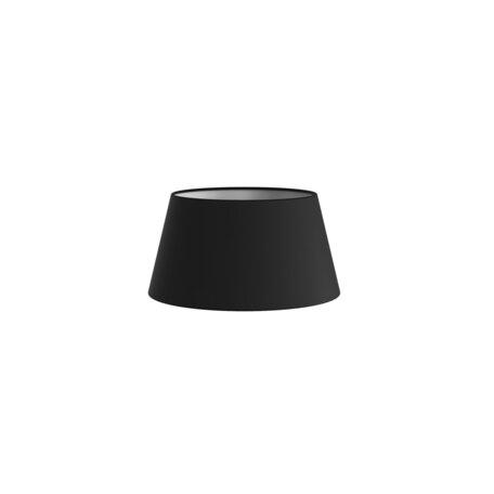 Абажур Astro Tapered Drum 5013004 (4150), черный, текстиль