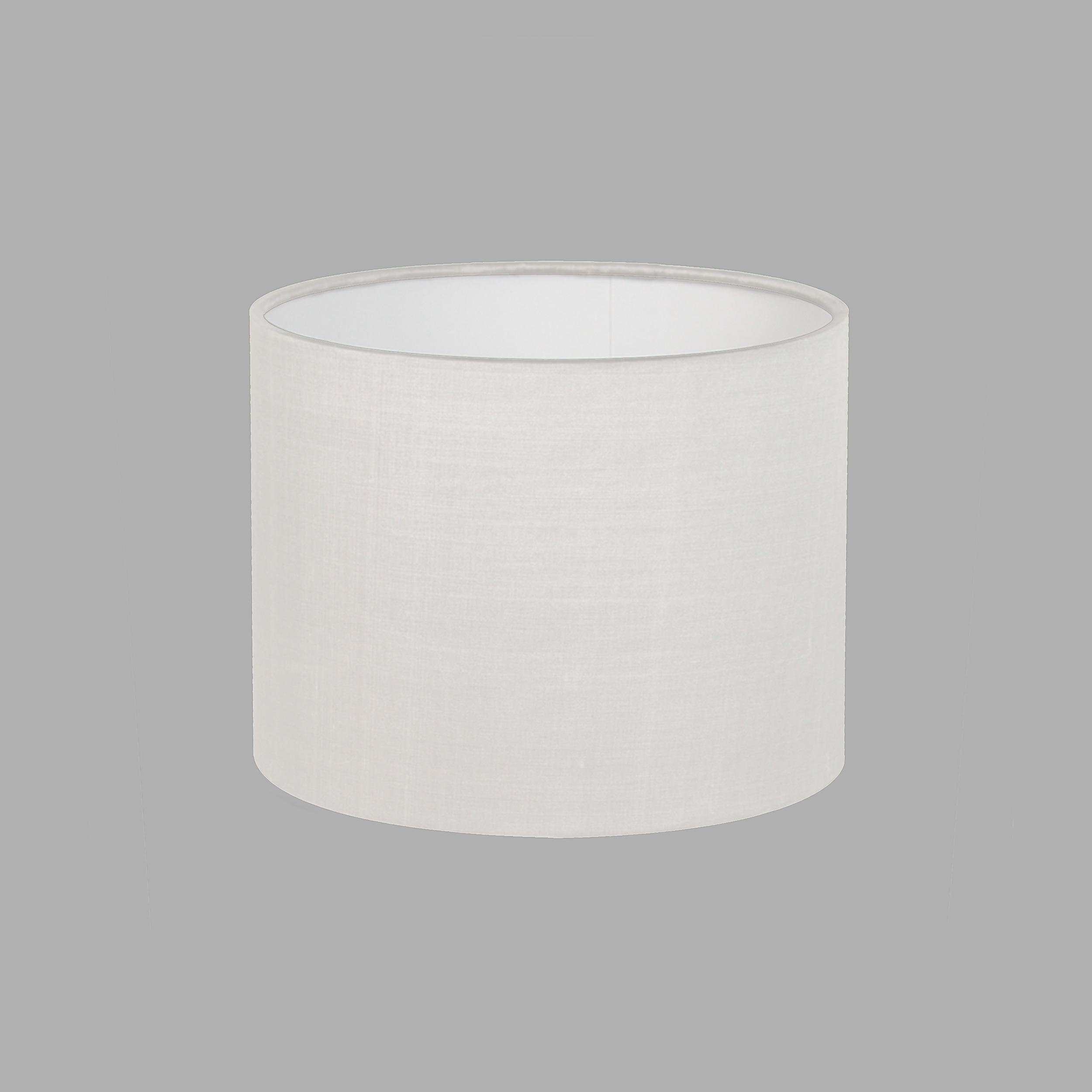 Абажур Astro Drum 5016001 (4061), белый, текстиль - фото 1