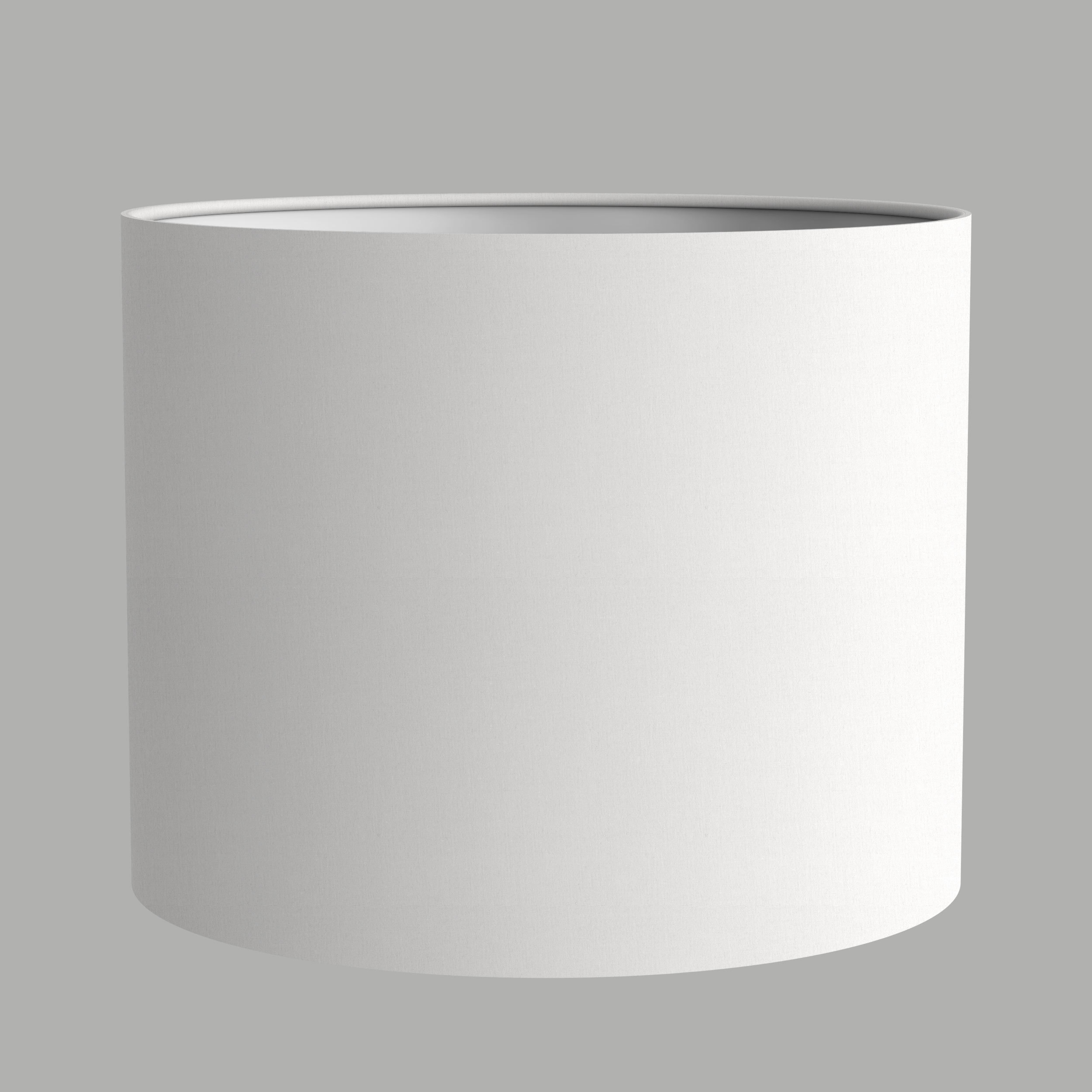 Абажур Astro Drum 5016001 (4061), белый, текстиль - фото 2
