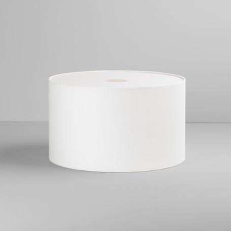 Абажур Astro Drum 5016004 (4090), белый, текстиль