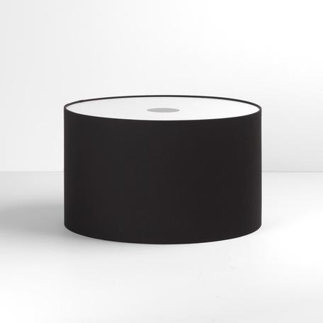 Абажур Astro Drum 5016005 (4091), черный, текстиль