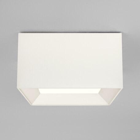 Абажур Astro Bevel 5021002 (4097), белый, текстиль - миниатюра 1