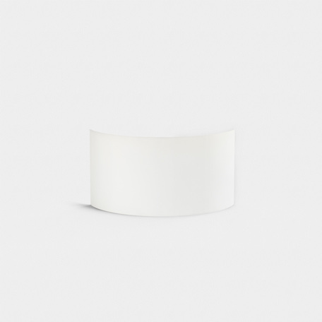 Абажур Astro Semi Drum 5026001 (4135), белый, текстиль