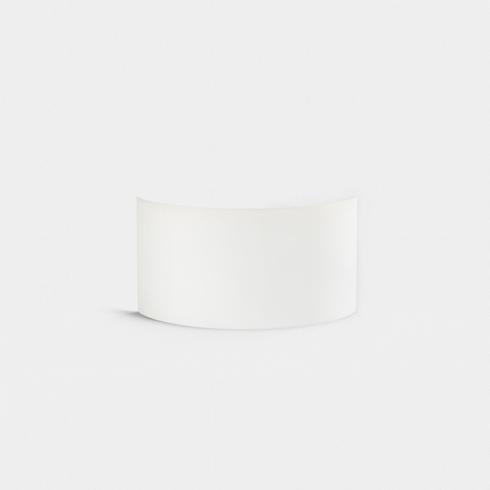 Абажур Astro Semi Drum 5026001 (4135), белый, текстиль - фото 1