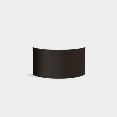 Абажур Astro Semi Drum 5026002 (4136), черный, текстиль - миниатюра 1