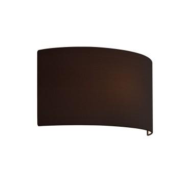 Абажур Astro Semi Drum 5026002 (4136), черный, текстиль - миниатюра 2
