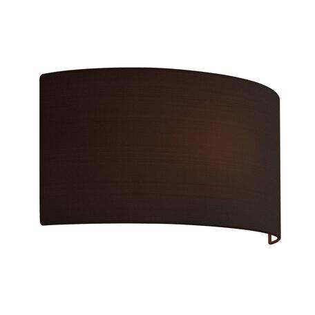 Абажур Astro Semi Drum 5029001 (4159), черный, текстиль