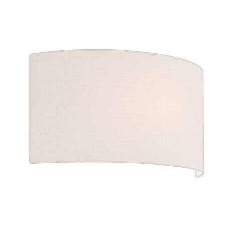 Абажур Astro Semi Drum 5029002 (4160), белый, текстиль