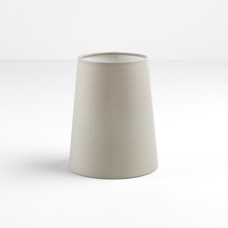 Абажур Astro Cone 5033002 (4183), серый, текстиль