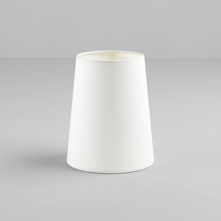 Абажур Astro Cone 5033004 (4185), белый, текстиль