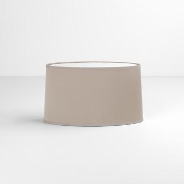 Абажур Astro Tapered Oval 5034004 (4191), серый, текстиль