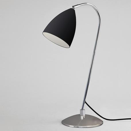 Настольная лампа Astro Joel 1223002 (4544), 1xE27x42W, хром, черный, металл
