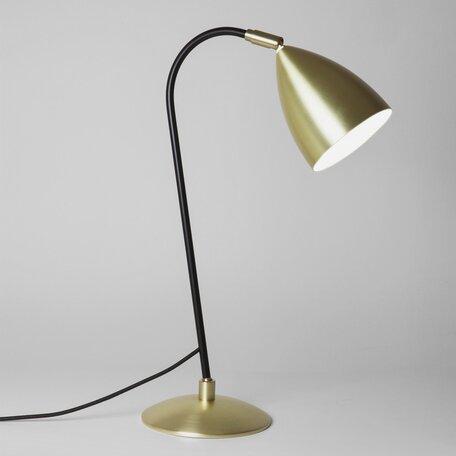 Настольная лампа Astro Joel 1223012 (4577), 1xE27x42W, матовое золото, металл