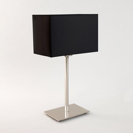 Основание настольной лампы Astro Park Lane 1080013 (4505), 1xE27x60W, хром, металл