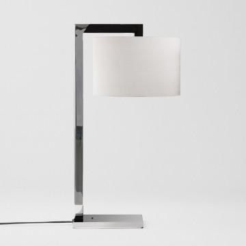 Основание настольной лампы Astro Ravello 1222007 (4554), 1xE27x60W, хром, металл