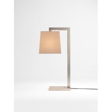 Основание настольной лампы Astro Ravello 1222008 (4555), 1xE27x60W, никель, металл - миниатюра 2