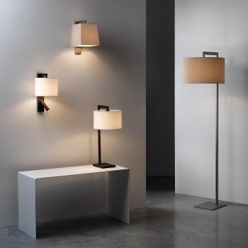 Основание настольной лампы Astro Ravello 1222008 (4555), 1xE27x60W, никель, металл - миниатюра 5