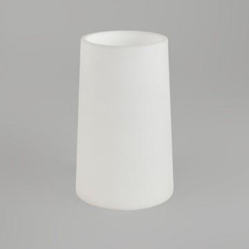 Плафон Astro Cone Glass 5019001 (4079), белый, стекло