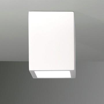 Потолочный светильник Astro Osca 1252004 (5647), 1xGU10x6W, белый, под покраску, гипс