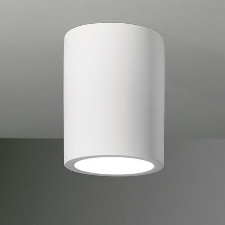 Потолочный светильник Astro Osca 1252003 (5646), 1xGU10x6W, белый, под покраску, гипс