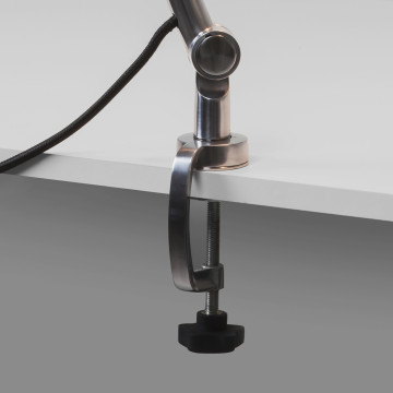 Струбцина для настольной лампы Astro Atelier 1224010 (4568), алюминий, металл