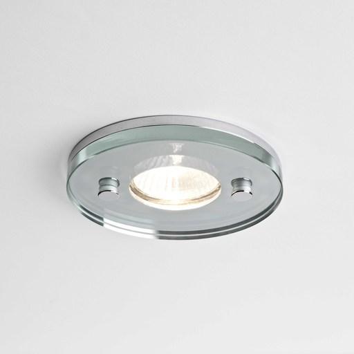 Встраиваемый светильник Astro 5504, прозрачный, стекло - фото 1