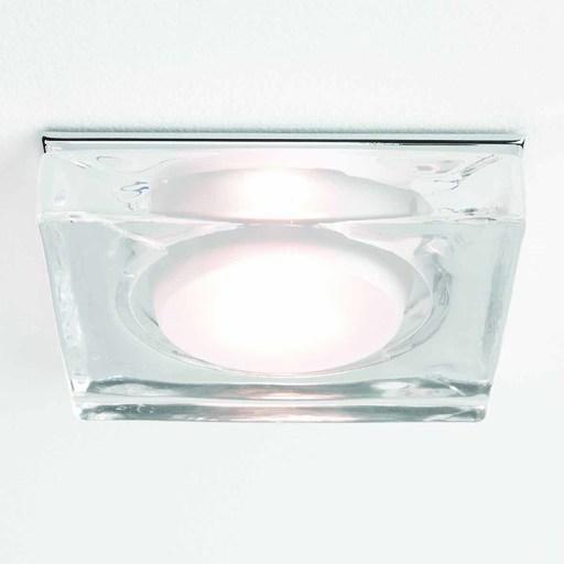 Встраиваемый светильник Astro Vancouver 1229002, IP65, 1xGU5,3x50W, прозрачный - фото 1