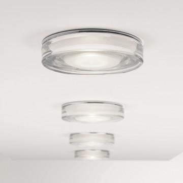Встраиваемый светильник Astro Vancouver 1229003 (5518), IP65, 1xGU10x50W, прозрачный, стекло - миниатюра 2