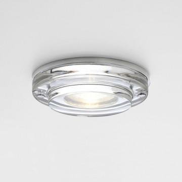 Встраиваемый светильник Astro Mint 1237003, IP65, 1xGU10x50W, прозрачный, стекло
