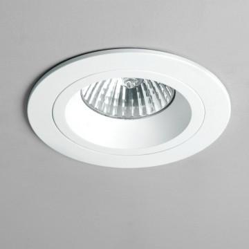 Встраиваемый светильник Astro Taro 1240024 (5672), 1xGU10x50W, белый, металл - миниатюра 1