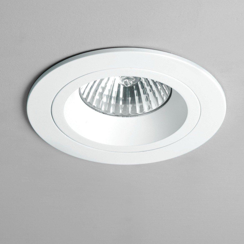Встраиваемый светильник Astro Taro 1240024 (5672), 1xGU10x50W, белый, металл - фото 1
